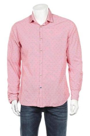 Pánská košile  Massimo Dutti, Velikost L, Barva Červená, Cena  515,00Kč