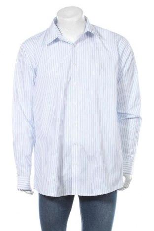 Ανδρικό πουκάμισο Trutex, Μέγεθος XL, Χρώμα Μπλέ, 65% πολυεστέρας, 35% βαμβάκι, Τιμή 7,59€