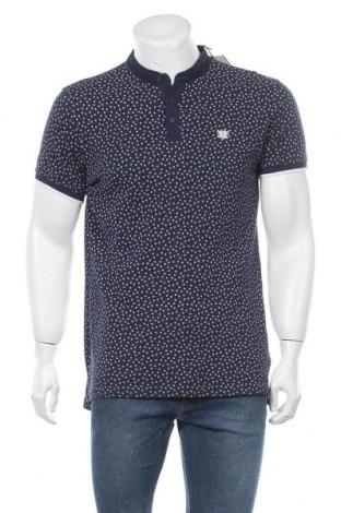 Мъжка тениска Bendorff, Размер M, Цвят Син, Памук, Цена 20,89лв.