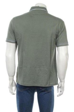 Мъжка тениска Bendorff, Размер M, Цвят Зелен, Памук, Цена 16,63лв.