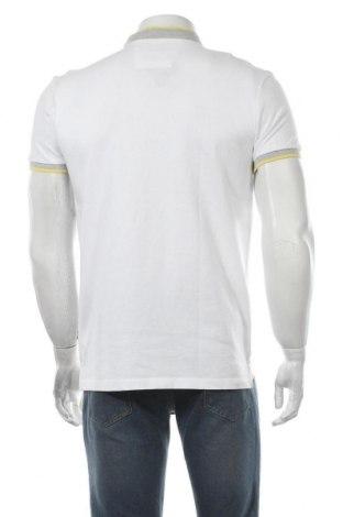 Мъжка тениска Bendorff, Размер M, Цвят Бял, Памук, Цена 21,17лв.