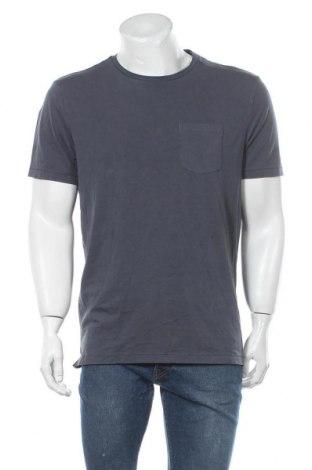 Ανδρικό t-shirt Christian Berg, Μέγεθος L, Χρώμα Γκρί, 94% βαμβάκι, 6% ελαστάνη, Τιμή 9,89€