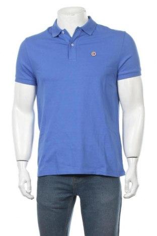 Мъжка тениска Colmar Originals, Размер L, Цвят Син, 96% памук, 4% еластан, Цена 77,40лв.