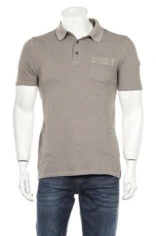 Мъжка тениска North Sails, Размер M, Цвят Сив, Памук, Цена 45,82лв.
