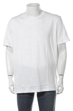 Мъжка тениска Originals By Jack & Jones, Размер XXL, Цвят Бял, Памук, Цена 12,15лв.