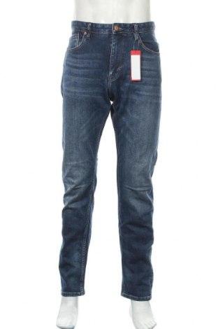 Pánské džíny  S.Oliver, Velikost L, Barva Modrá, 99% bavlna, 1% elastan, Cena  619,00Kč