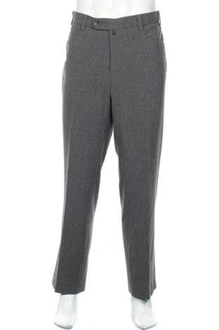 Мъжки джинси, Размер L, Цвят Сив, 68% полиестер, 29% вискоза, 3% еластан, Цена 7,09лв.