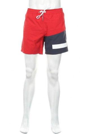 Мъжки къс панталон Colmar, Размер L, Цвят Червен, Полиамид, Цена 61,92лв.