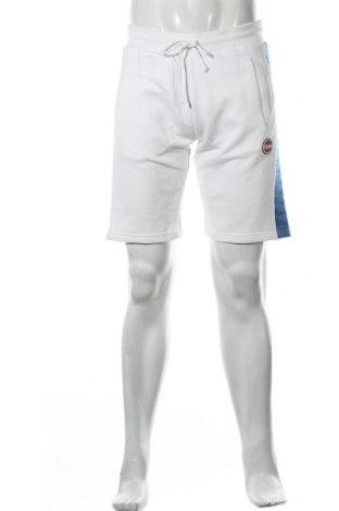 Мъжки къс панталон Colmar Originals, Размер L, Цвят Бял, 65% памук, 35% полиестер, Цена 119,25лв.