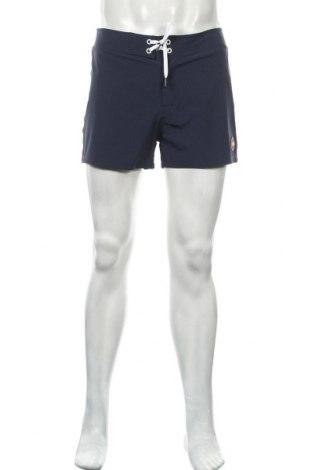 Мъжки къс панталон Colmar Originals, Размер L, Цвят Син, 85% полиамид, 15% еластан, Цена 126,75лв.