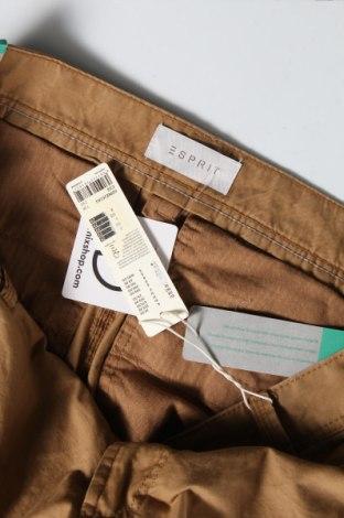 Мъжки къс панталон Esprit, Размер S, Цвят Бежов, 100% памук, Цена 17,39лв.