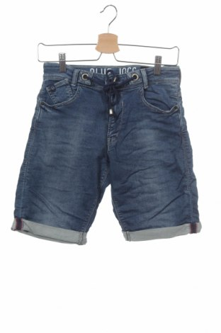 Мъжки къс панталон Le Temps Des Cerises, Размер S, Цвят Син, 97% памук, 3% еластан, Цена 16,10лв.