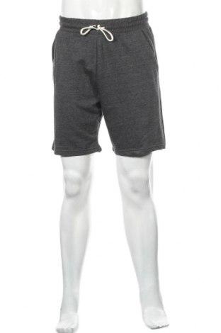 Мъжки къс панталон Lefties, Размер M, Цвят Сив, 55% памук, 45% полиестер, Цена 16,93лв.