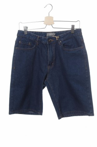 Pánské kraťasy Mo, Velikost S, Barva Modrá, 100% bavlna, Cena  325,00Kč