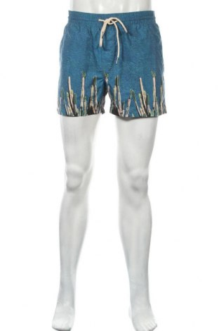 Pánské kraťasy Oas, Velikost S, Barva Modrá, Polyester, Cena  779,00Kč