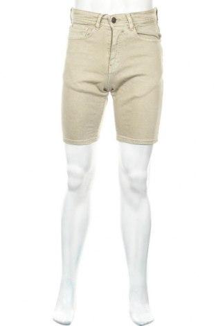 Pánské kraťasy Zara, Velikost S, Barva Zelená, 98% bavlna, 2% elastan, Cena  284,00Kč