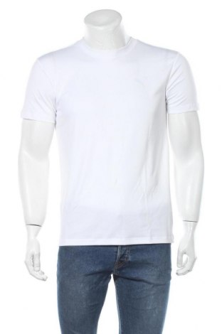 Pánské tričko  PUMA, Velikost S, Barva Bílá, Polyester, Cena  250,00Kč