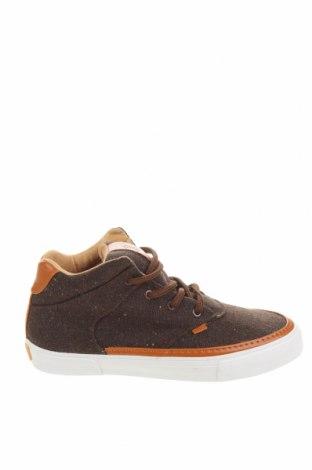 Мъжки обувки DJINNS, Размер 43, Цвят Кафяв, Текстил, еко кожа, Цена 45,54лв.
