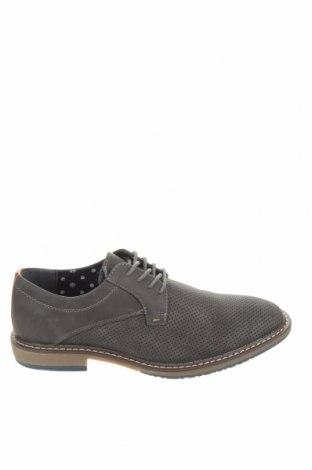 Ανδρικά παπούτσια Madden, Μέγεθος 40, Χρώμα Γκρί, Δερματίνη, Τιμή 34,10€