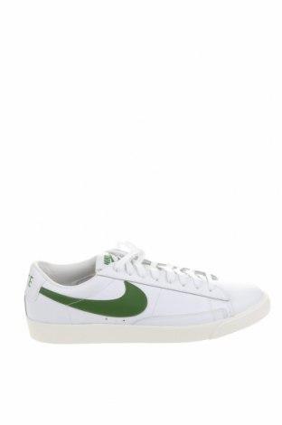 Încălțăminte bărbătească Nike, Mărime 45, Culoare Alb, Piele naturală, Preț 279,77 Lei