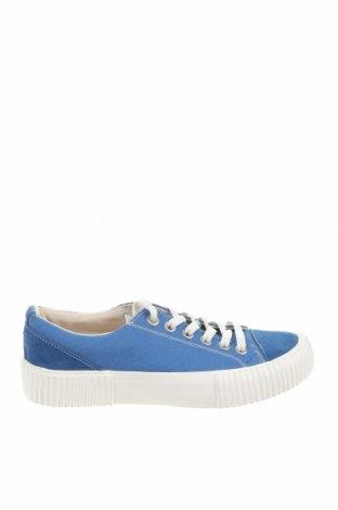 Мъжки обувки Shoe The Bear, Размер 40, Цвят Син, Текстил, естествен велур, Цена 73,15лв.