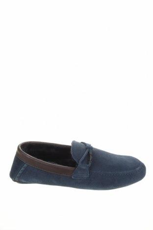 Мъжки обувки Toms, Размер 42, Цвят Син, Текстил, Цена 48,95лв.