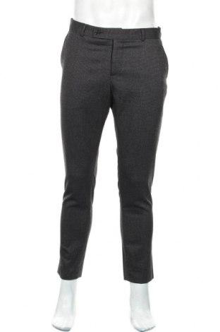 Мъжки панталон, Размер M, Цвят Сив, Цена 7,35лв.