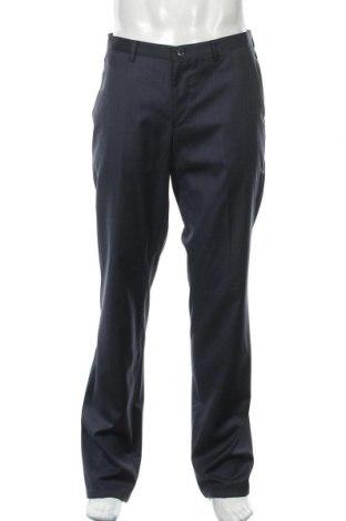 Мъжки панталон, Размер L, Цвят Син, Вълна, Цена 8,14лв.