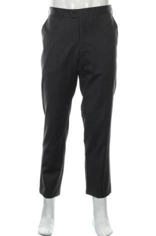 Мъжки панталон Class International, Размер L, Цвят Сив, Вълна, Цена 9,09лв.