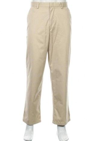 Мъжки панталон Kirkland, Размер L, Цвят Бежов, Памук, Цена 6,82лв.
