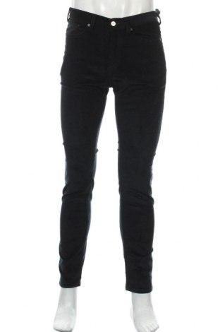 Мъжки панталон Ps by Paul Smith, Размер M, Цвят Син, 98% памук, 2% еластан, Цена 48,42лв.