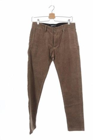Мъжки панталон Replay, Размер M, Цвят Кафяв, Памук, Цена 32,85лв.