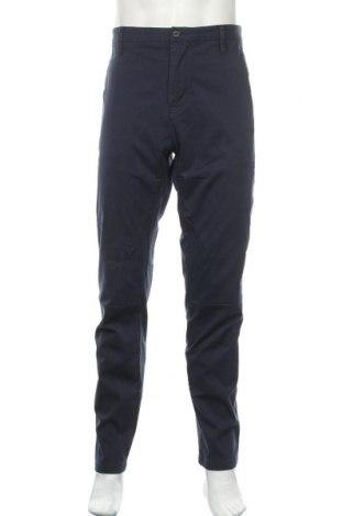 Pánské kalhoty  S.Oliver, Velikost L, Barva Modrá, 64% bavlna, 34% polyester, 2% elastan, Cena  859,00Kč