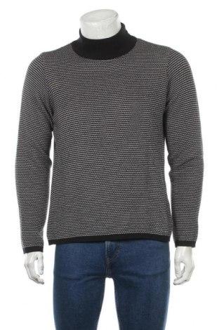 Мъжки пуловер Armedangels, Размер M, Цвят Черен, Памук, Цена 8,51лв.