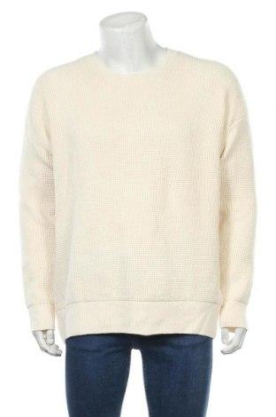Мъжки пуловер Armedangels, Размер XL, Цвят Екрю, 99% памук, 1% еластан, Цена 43,60лв.