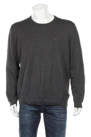 Ανδρικό πουλόβερ McNeal, Μέγεθος XXL, Χρώμα Γκρί, Βαμβάκι, Τιμή 9,72€