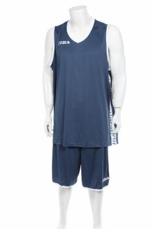 Мъжки спортен комплект Joma, Размер XXL, Цвят Син, Полиестер, Цена 29,76лв.