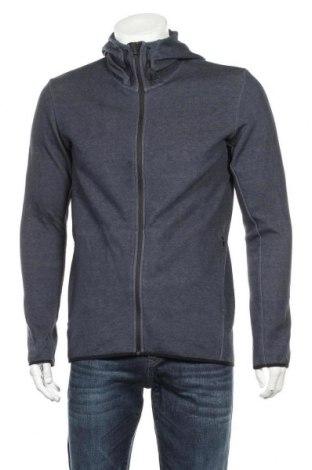 Pánská mikina  Peak Performance, Velikost M, Barva Modrá, 55% polyester, 45% bavlna, Cena  830,00Kč