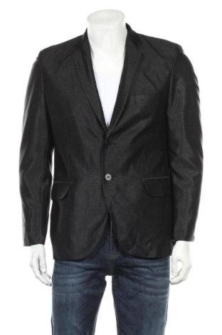 Мъжко сако, Размер M, Цвят Черен, Цена 7,29лв.