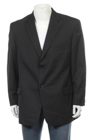 Мъжко сако Canda, Размер XL, Цвят Черен, 55% полиестер, 45% вискоза, Цена 8,40лв.