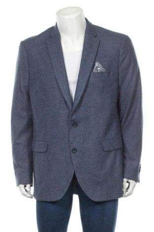 Мъжко сако McNeal, Размер XL, Цвят Син, 90% полиестер, 10% вискоза, Цена 56,70лв.