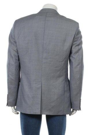 Мъжко сако Otto Kern, Размер L, Цвят Син, 80% вълна, 10% полиестер, 10% полиамид, Цена 32,37лв.