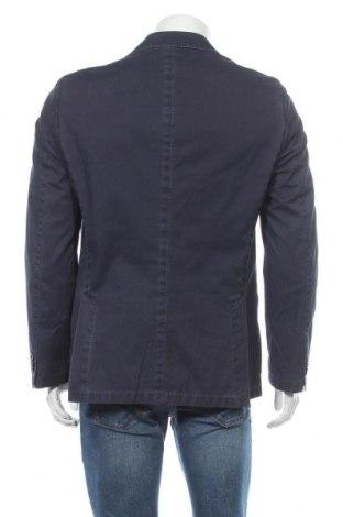 Мъжко сако Otto Kern, Размер L, Цвят Син, 98% памук, 2% еластан, Цена 156,75лв.