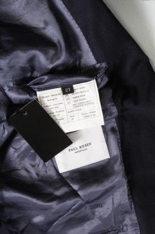 Мъжко сако Paul Rosen, Размер XL, Цвят Син, Вълна, Цена 29,59лв.