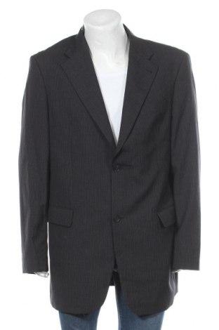 Мъжко сако Pierre Cardin, Размер XXL, Цвят Черен, Вълна, Цена 19,72лв.