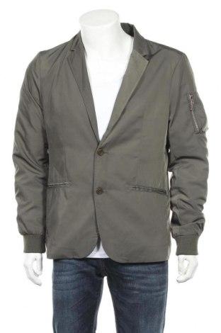 Мъжко сако Reserved, Размер L, Цвят Зелен, Полиестер, Цена 12,60лв.