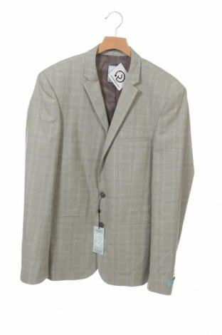 Мъжко сако Viggo, Размер XS, Цвят Зелен, 67% полиестер, 31% вискоза, 2% еластан, Цена 38,85лв.