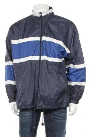 Мъжко спортно яке, Размер L, Цвят Син, Полиамид, Цена 9,19лв.