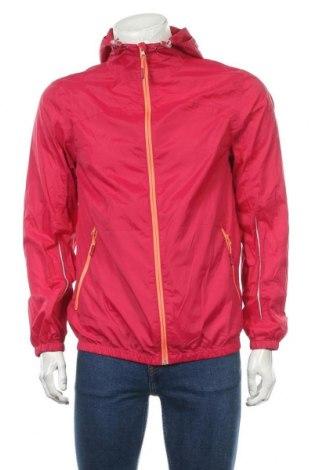 Мъжко спортно яке Active By Tchibo, Размер S, Цвят Розов, Цена 45,15лв.