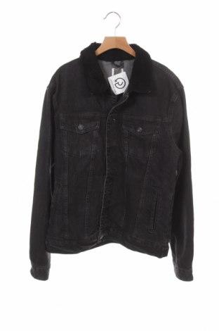 Мъжко яке, Размер M, Цвят Сив, Памук, Цена 44,25лв.